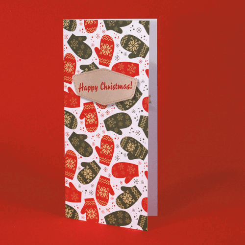 Christmas Printing: Branded Christmas cards are the way to send your customer's a personal festive greeting