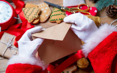 Christmas cards could be the winning gift from your business